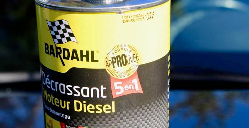 avis mécanicien additif bardahl 5 en 1 diesel essence