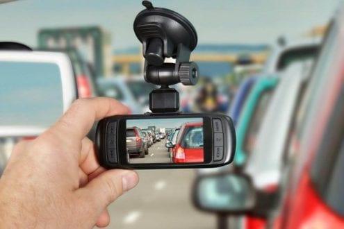 meilleure dashcam caméra tableau de bord embarquée voiture 2020