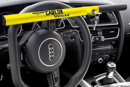meilleure barre canne antivol bloque volant pédale levier vitesse roue comparatif guide d'achat