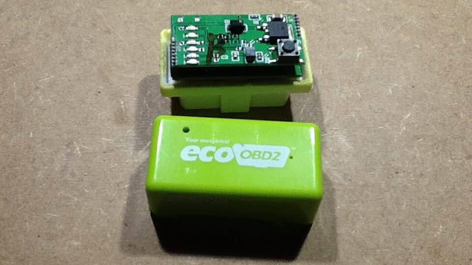 avis test mécanicien économiseur carburant Eco OBD2 nitro obd2 pas cher