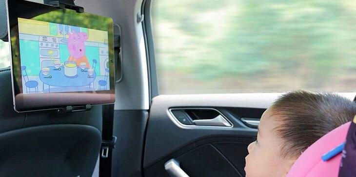 meilleur support tablette console voiture enfant pas cher comparatif guide d'achat