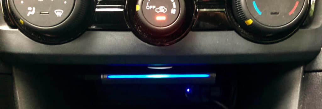 avis test essai echo auto alexa amazon voiture
