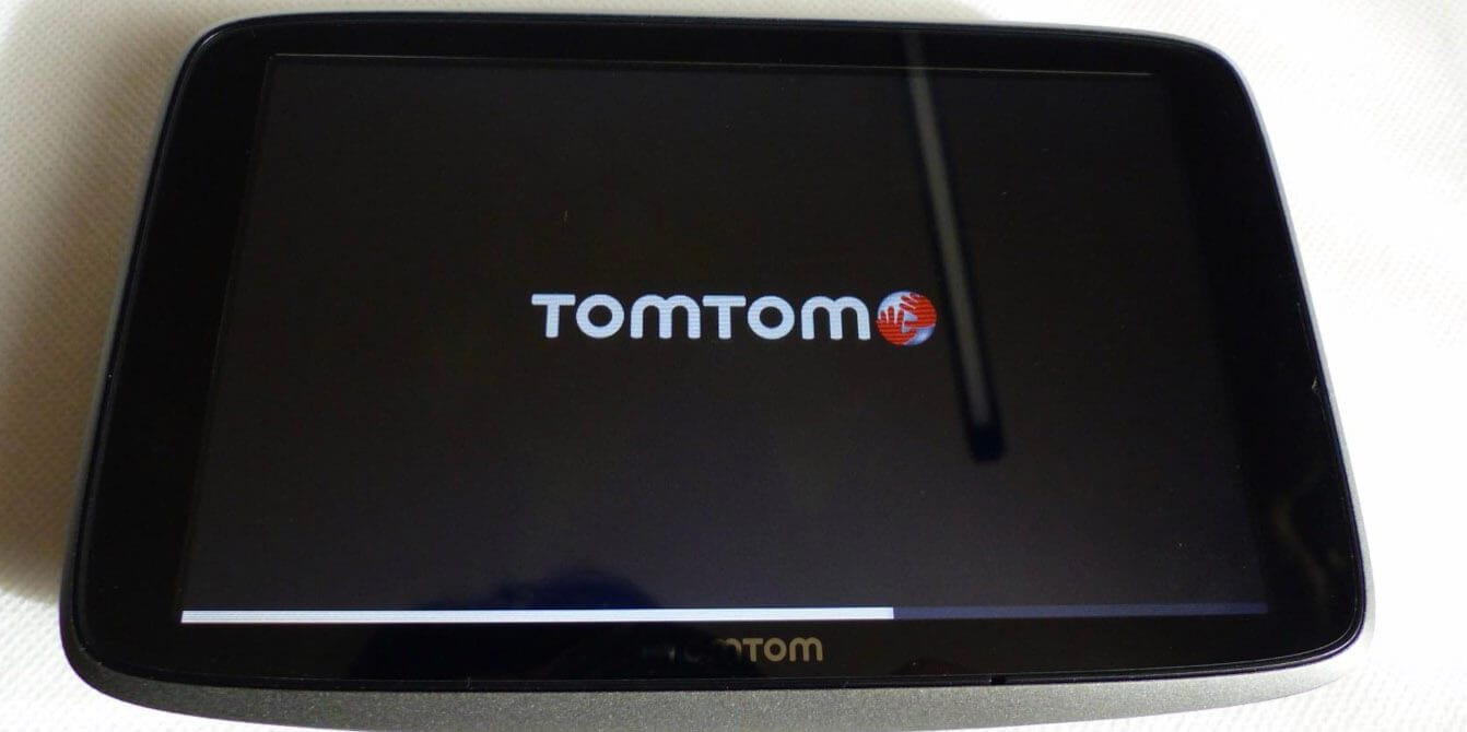 avis test essai TomTom GPS Go 520