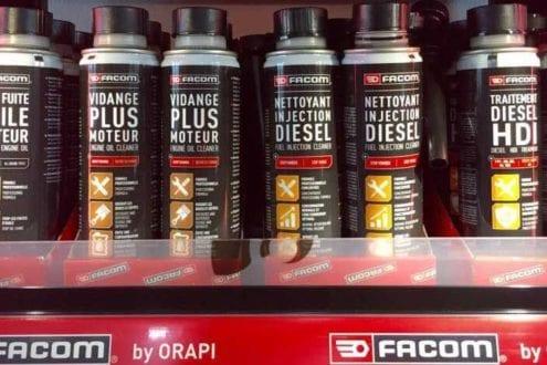 avis additif moteur carburant Facom essai test