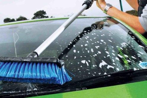meilleur balai brosse nettoyage voiture comparatif guide d'achat
