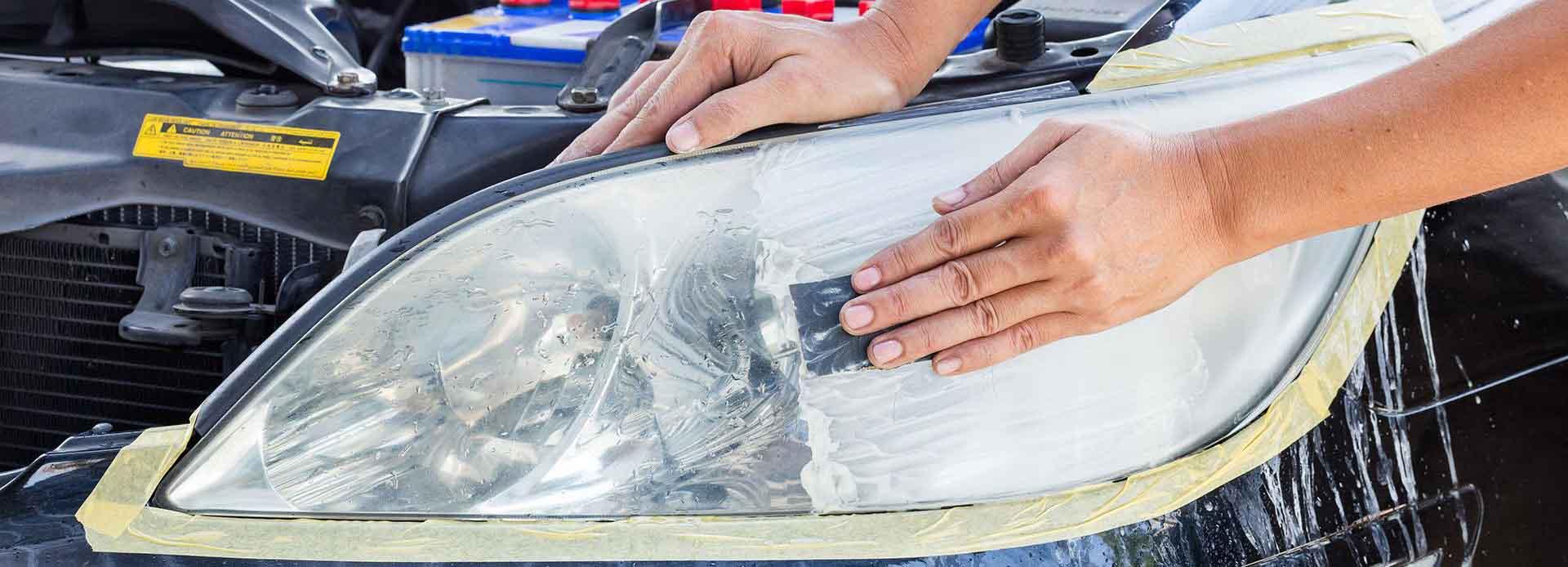 meilleur kit rénovation rénovateur phares optique comparatif guide d'achat