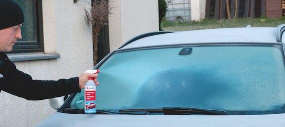 meilleur produit spray dégivrant voiture