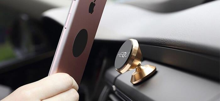 meilleur support magnétique téléphone voiture comparatif guide d'achat