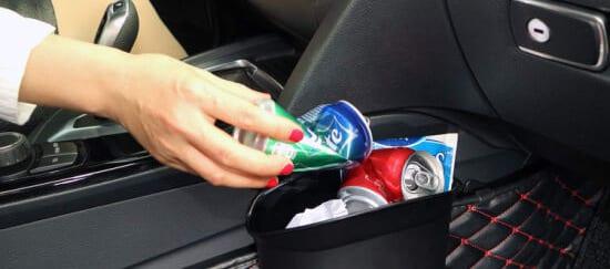 meilleure poubelle corbeille voiture comparatif guide d'achat
