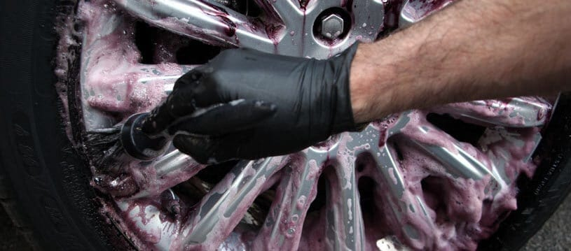 avis nettoyant jantes meguiar's ultimate all wheel cleaner test