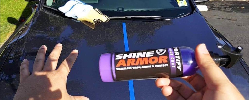 avis test shine armor fortify quick coat