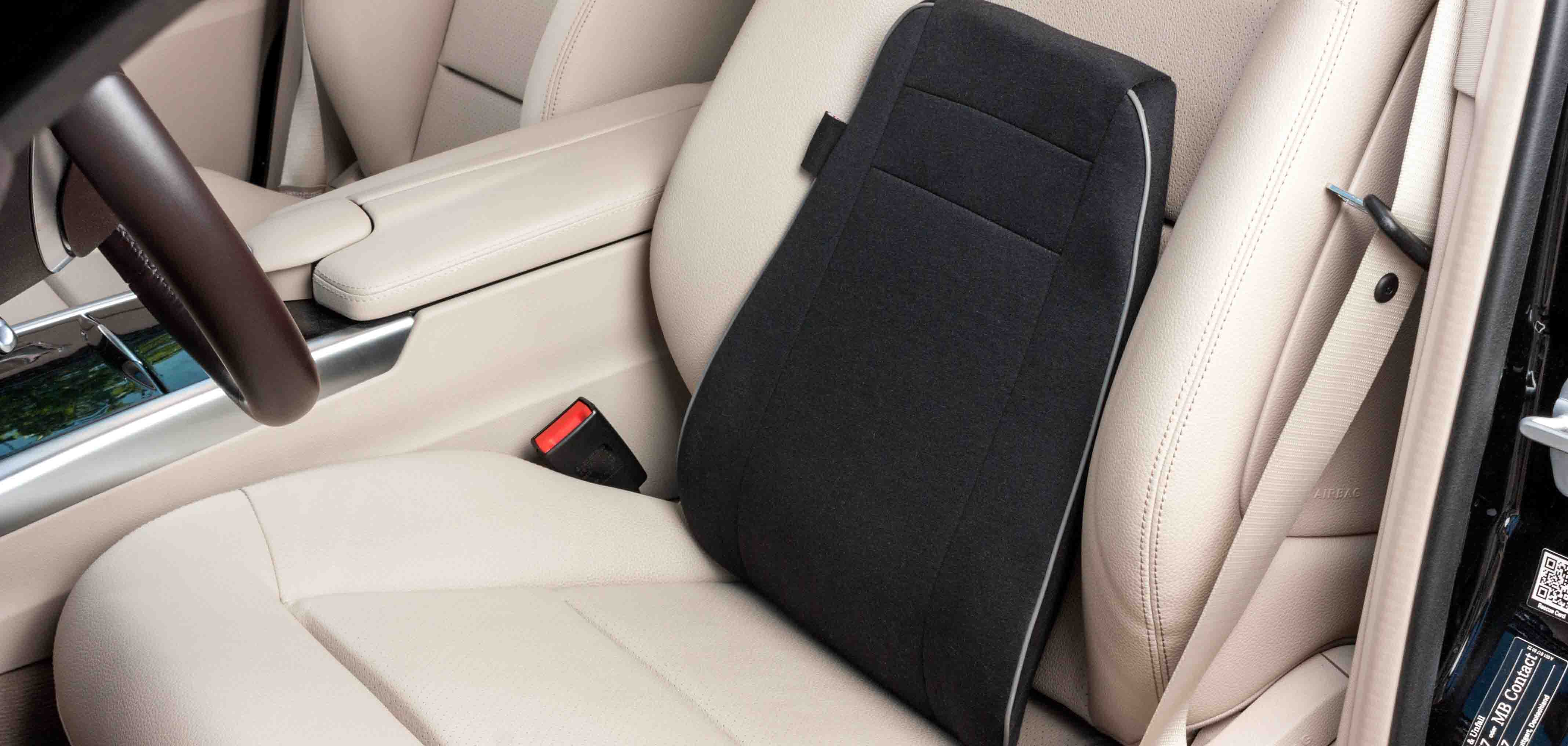 meilleur coussin siège voiture lombaire assise tête comparatif guide d'achat
