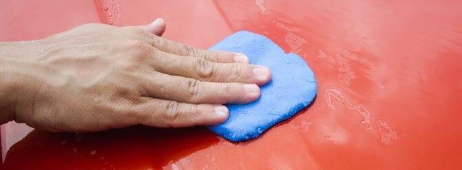 meilleur clay bar barre de décontamination d'argile carrosserie voiture