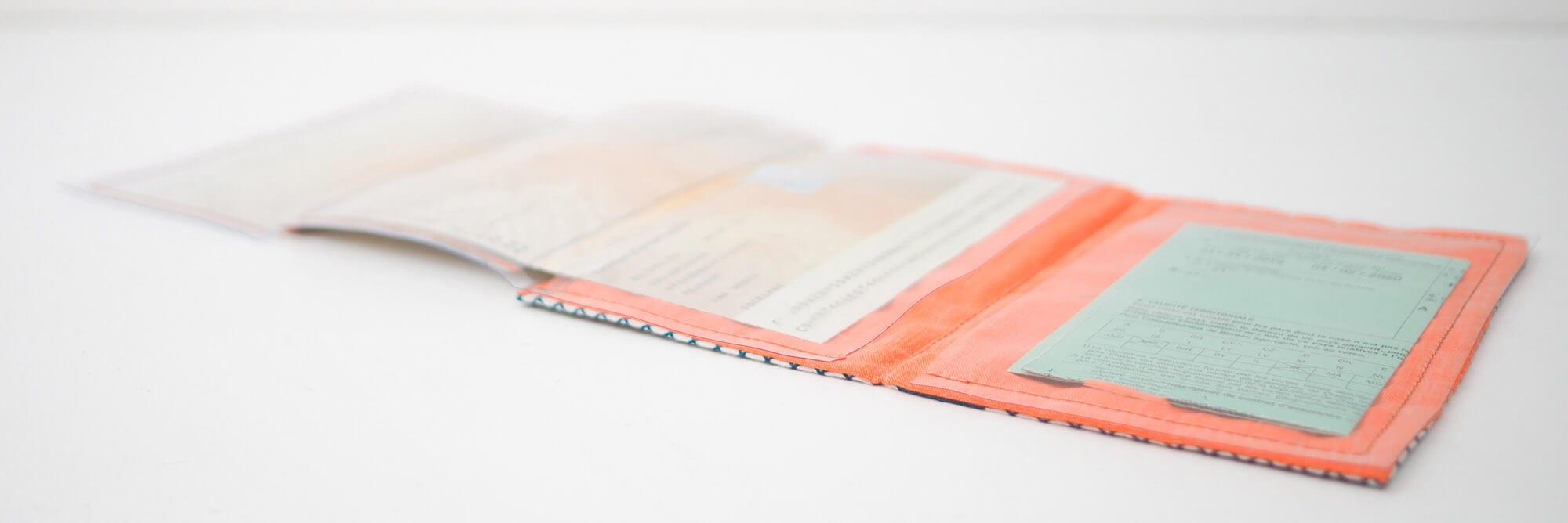 meilleur étui porte documents papiers carte grise voiture