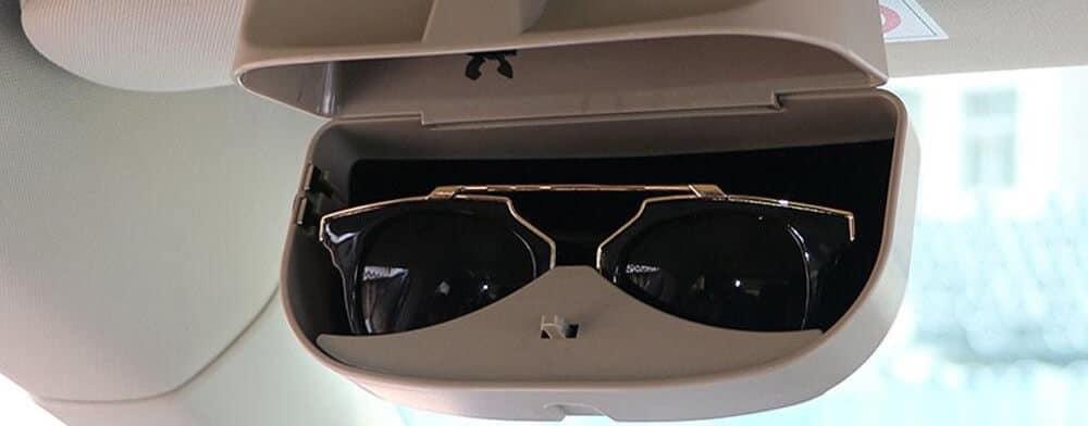 meilleur support compartiment clip porte lunettes