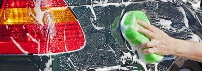 meilleure éponge lavage voiture auto