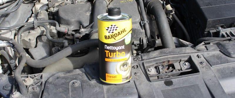 comment nettoyer turbo sans démontage