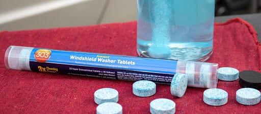 meilleure pastille lave glace poudre avis