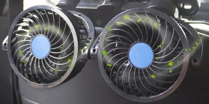 meilleur ventilateur de voiture usb allume cigare