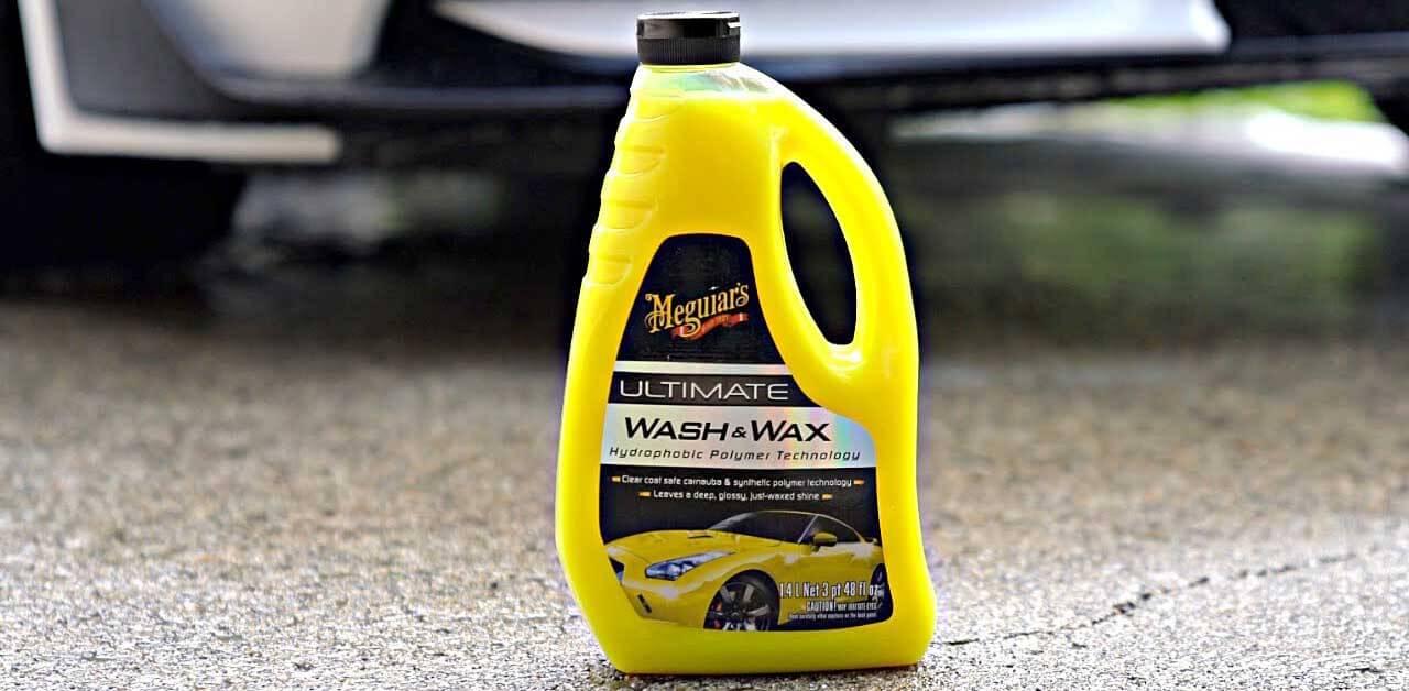 avis test essai shampooing ultime meguiars ultimate wash wax