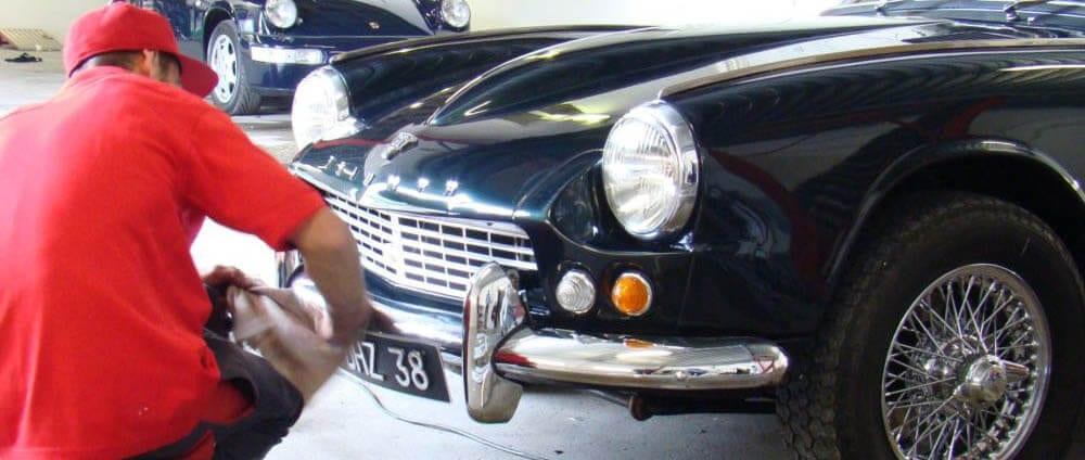 meilleur polish rénovateur chrome alu voiture auto moto