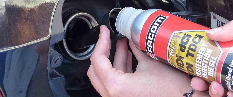 comment décrasser catalyseur bouché meilleurs additifs diesel essence