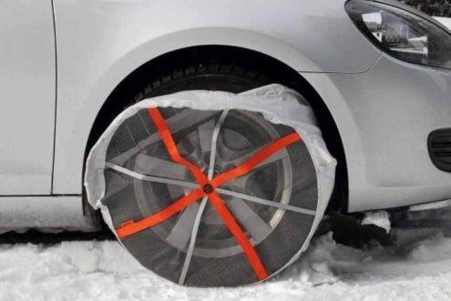 meilleures chaussettes housse a neige voiture